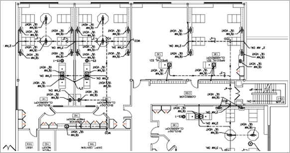 commercial kitchen layout examples